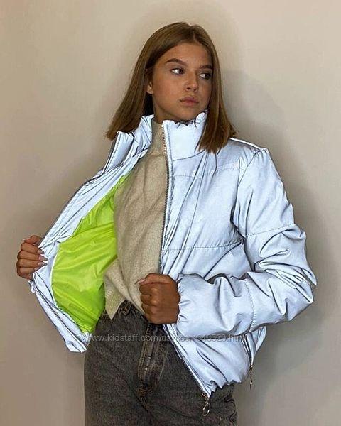 Куртка рефлективная светоотражающая