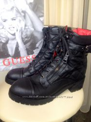 Ботинки guess оригинал отличное состояние 40 размер  скидка 15