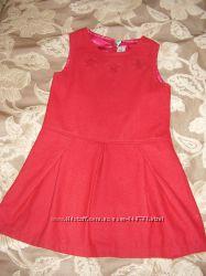 качественный сарафан Бельгийского бренда детской одежды KNOT SO BAD