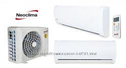 Продажа, установка климатической техники ТМ Neoclima в Харькове