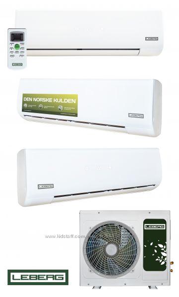 Продажа, установка климатической техники ТМ Leberg в Харькове