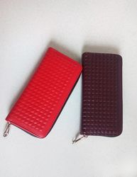 Женский кошелёк на молнии 4 цвета
