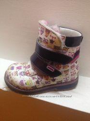 Зимние ботинки Bebetom 26 размер