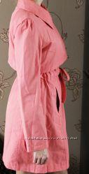 Розовый плащ, новый, размер 44