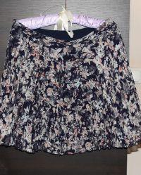 Плиссированная юбка Next