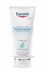 Eucerin Redness Relief гель для умывания