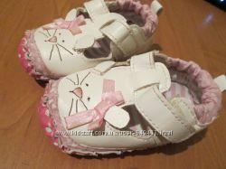 Туфельки- балеточки для самых маленьких принцесс  - 10 см