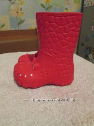 Резиновые сапоги NEXTна малыша , аналог crocs