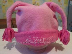 Шапка шарф -2-3  г.  теплая  0-3 мес. F&F12-24 мес