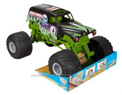 Hot Wheels Monster Jam Giant Grave Digger большая машина