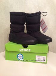 Сапоги Crocs LodgePoint Pull-on Snow Boot Крокс