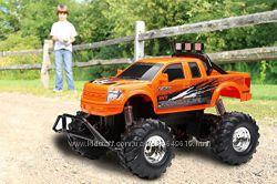 Машина джип на дистанционном радио Bright RC FF Raptor