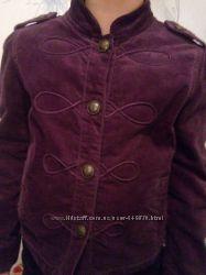 пиджак - курточка на р. 128 -130 см