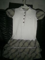 Платье Burberry на 2, 5-3, 5 г