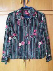 Брендовая рубашка S. Oliver