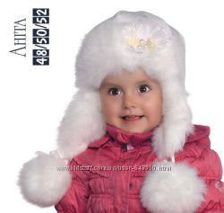 Шапка зимняя  DemboHouse для девочки