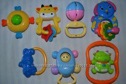 Іграшки для найменших