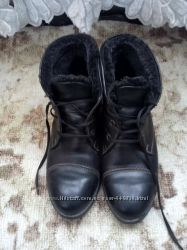 Ботинки, ботильоны 38 р. зима