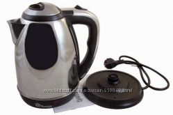 Дисковый электрический чайник Domotec 1500Вт, 1, 8л