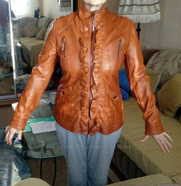 Продам куртку-пиджак осень-весна