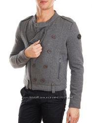 Мужская куртка косуха Warren Webber