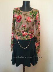 Стильная короткая юбка Rinascimento Италия