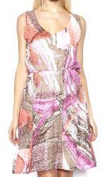 Шикарное летнее платье сарафан  Sisley Италия