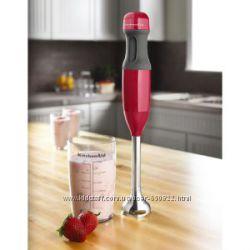 Погружной блендер Kitchen Aid KHB 1231 ER цвет Empire Red 2 х скоростной