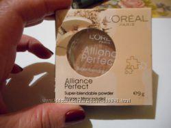 Пудра компактная L&acuteOREAL Alliance Perfect