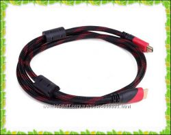 HDMI-HDMI кабель10м позолоченный усиленный