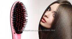 Расческа выпрямитель Fast Hair HQT906 с дисплеем
