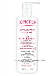 Topicrem для атопической и сухой кожи Atopic Emollient Balm 200 мл и 500 мл