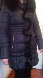 женская курточка, пуховик
