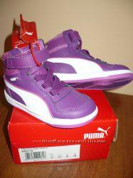 Високі шкіряні кросівки Puma оригінал