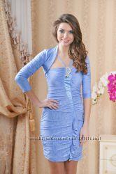 Романтична коктейльна сукня. Розпродаж