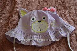 Модная панамка котик