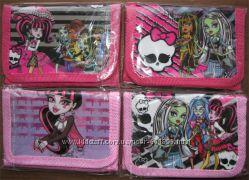 Monster High кошелёк Монстер Хай детский