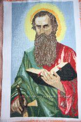 Вышивка крестиком иконы