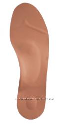 Ортопедические стельки  кожаные 23-44р