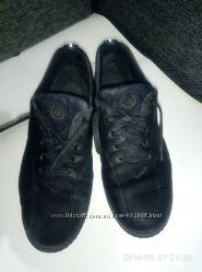 Туфли Ecco р. 40 нат. нубук