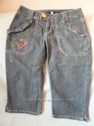 Бриджи джинсовые KENZO бу