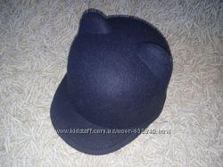 Стильная шляпка жакейка