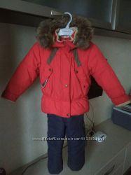 Курточка и комбез на зиму