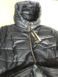 Зимняя куртка цвет Темно-синий в наличии р. 54, 58