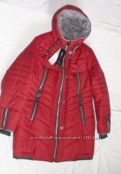 Зимняя куртка цвет Бордо в наличии р. 58 и р. 52