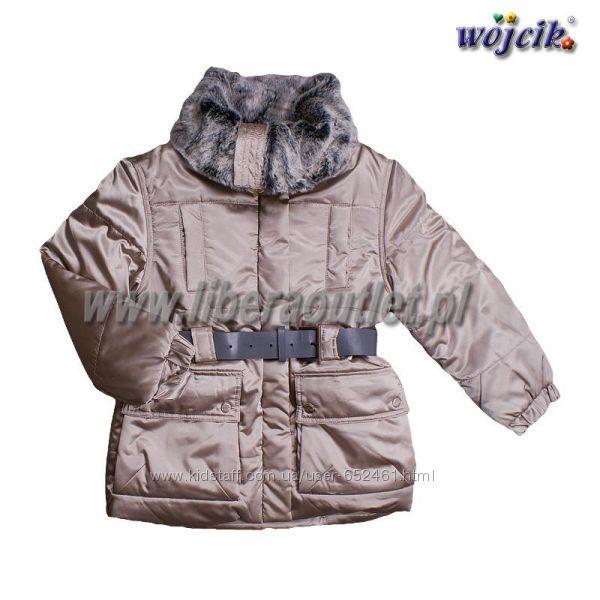 Шикарная куртка от WOJCIK. Польша. р. 128