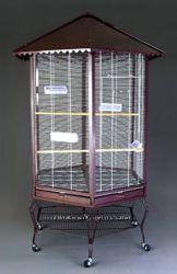 Клетка для возведения мелких птиц и бурундуков