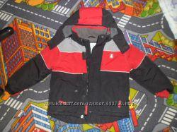 Продам зимнюю куртку размер 98-104, 3-4 года.