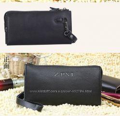 Бумажник моды 2014 бизнес сумочки, 100 Кожа