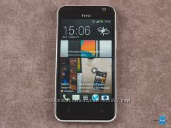 Глянцевые защитные пленки для  HTC Desire 300,  HTC Desire 601